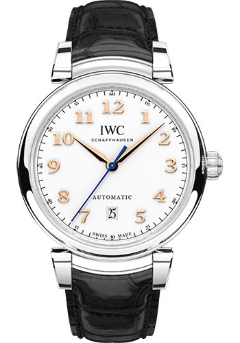 IWC Watches - Da Vinci Automatic - Stainless Steel - Style No: IW356601