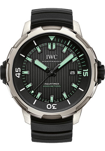 IWC Watches - Aquatimer Automatic 2000 - Style No: IW358002