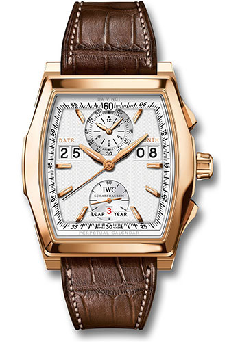 IWC Watches - Da Vinci Perpetual Calendar Digital Date-Month - Style No: IW376107