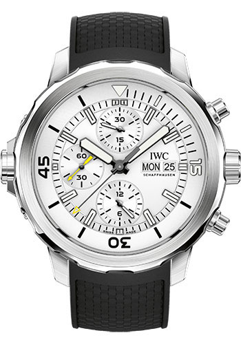 IWC Watches - Aquatimer Chronograph - Style No: IW376801
