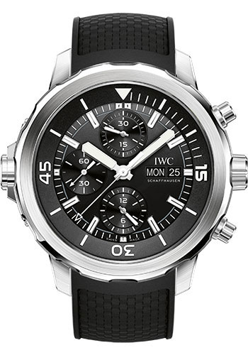 IWC Watches - Aquatimer Chronograph - Style No: IW376803