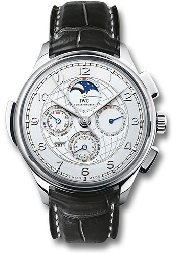 IWC Watches - Portuguese Grande Complication - Style No: IW377401