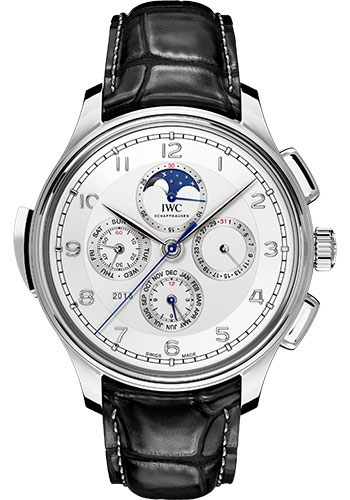 IWC Watches - Portuguese Grande Complication - Platinum - Style No: IW377601