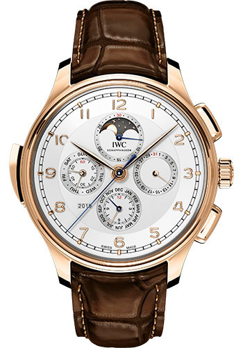 IWC Watches - Portuguese Grande Complication - Red Gold - Style No: IW377602