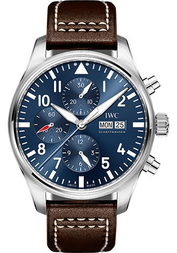 IWC Watches - Pilots Watch Chronograph Edition Le Petit Prince - Style No: IW377714