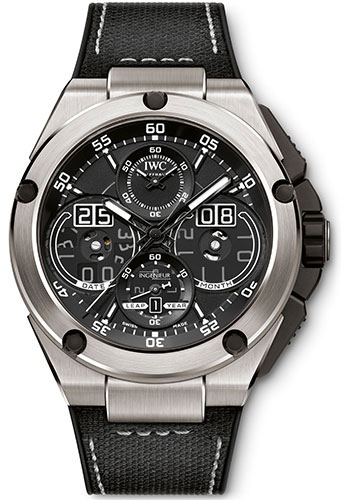 IWC Watches - Ingenieur Perpetual Calendar Digital Date-Month - Style No: IW379201