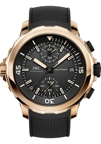 IWC Watches - Aquatimer Chronograph Edition Expedition Charles Darwin - Style No: IW379503