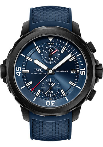 IWC Watches - Aquatimer Aquatimer Chronograph Edition Laureus Sport For Good - Style No: IW379507