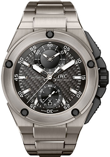 IWC Watches - Ingenieur Chronograph Lewis Hamilton - Style No: IW379602