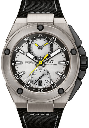 IWC Watches - Ingenieur Chronograph Nico Rosberg - Style No: IW379603