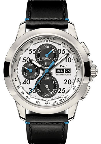 IWC Watches - Ingenieur Chronograph Sport Edition 76th Members' Meeting at Goodwood - Style No: IW381201