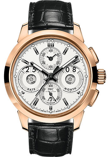 IWC Watches - Ingenieur Perpetual Calendar Digital Date-Month - Style No: IW381701