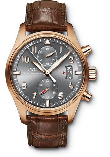 IWC Watches - Pilots Watch Spitfire Chronograph - Style No: IW387803