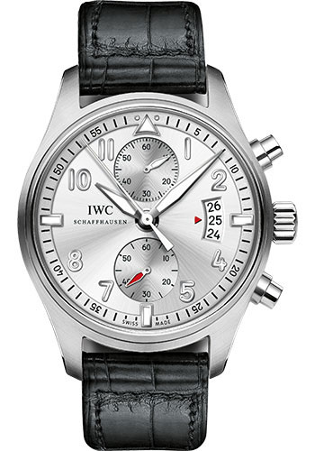 IWC Watches - Pilots Watch Chronograph Edition Ju-Air - Style No: IW387809
