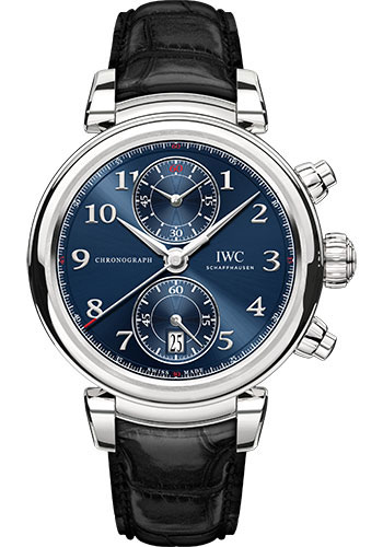 IWC Watches - Da Vinci Chronograph Edition Laureus Sport for Good Foundation - Style No: IW393402