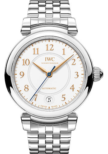 IWC Watches - Da Vinci Automatic 36 - Stainless Steel - Style No: IW458307
