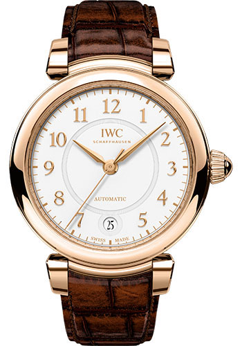 IWC Watches - Da Vinci Automatic 36 - Red Gold - Style No: IW458309