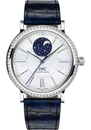 IWC Watches - Portofino Automatic Moon Phase - Style No: IW459001
