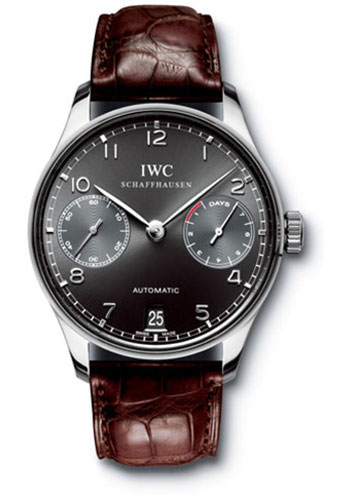 IWC Watches - Portuguese Automatic - White Gold - Style No: IW500106