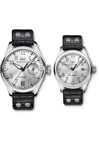 IWC Watches - Pilots Watch Father and Son - Style No: IW500906-IW325519