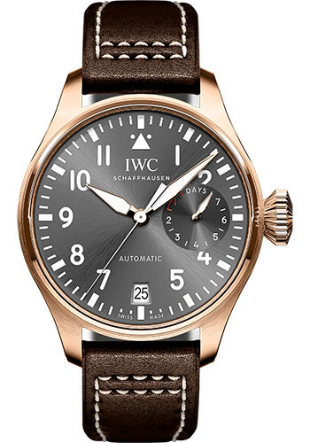 IWC Watches - Pilots Watch Big Pilots Spitfire - Style No: IW500917