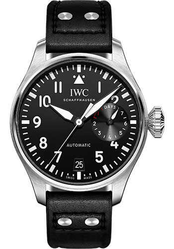 IWC Watches - Pilots Watch Big Pilots Watch - Style No: IW501001