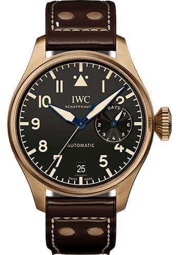 IWC Watches - Pilots Watch Big Pilots Heritage - Style No: IW501005