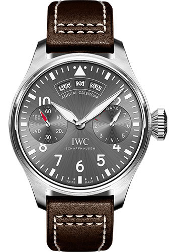 IWC Watches - Pilots Watch Big Pilots Annual Calendar Spitfire - Style No: IW502702