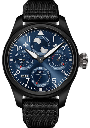 IWC Watches - Pilots Watch Big Pilots Perpetual Calendar Edition Rodeo Drive - Style No: IW503001