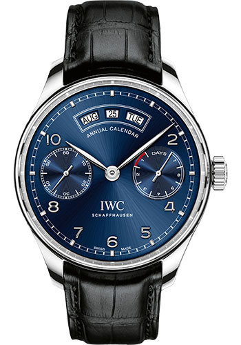 IWC Watches - Portuguese Annual Calendar - Style No: IW503502