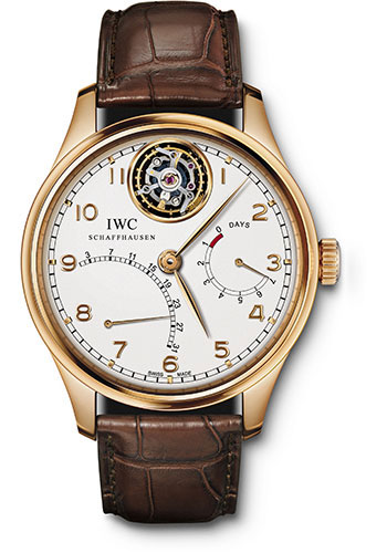 IWC Watches - Portuguese Tourbillon Mystere Retrograde - Style No: IW504402