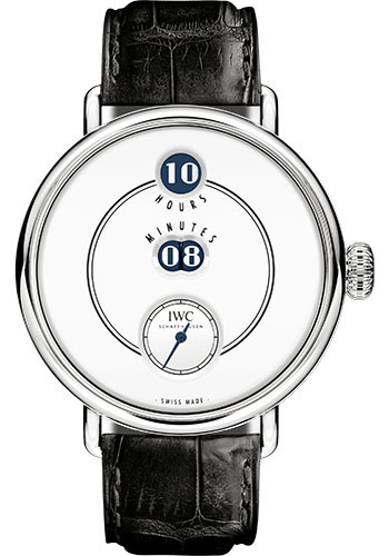 IWC Watches - Jubilee Collection Tribute to Pallweber - Style No: IW505001