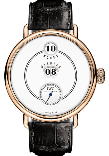 IWC Watches - Jubilee Collection Tribute to Pallweber - Style No: IW505002