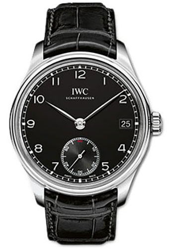 IWC Watches - Portuguese Hand-Wound Eight Days - Style No: IW510202