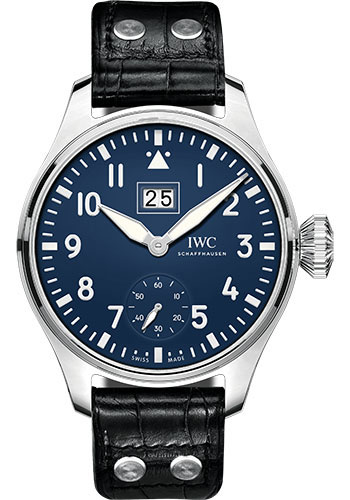 IWC Watches - Pilots Watch Big Pilots Big Date - Style No: IW510503