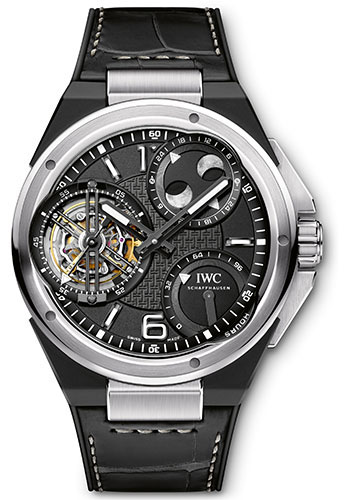 Iwc Ingenieur Constant Force Tourbillon Watches From