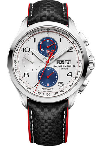 Baume & Mercier Watches - Clifton Club Shelby Cobra - Style No: M0A10342