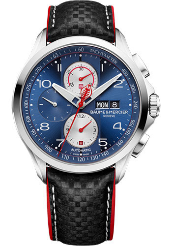 Baume & Mercier Watches - Clifton Club Shelby Cobra - Style No: M0A10343