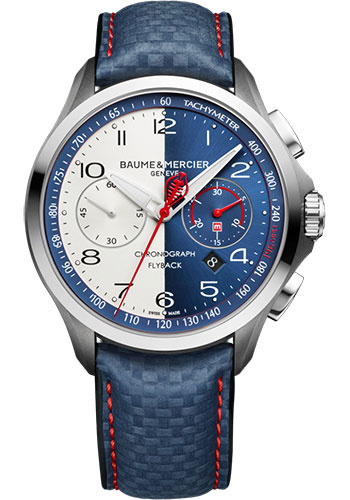 Baume & Mercier Watches - Clifton Club Shelby Cobra - Style No: M0A10344
