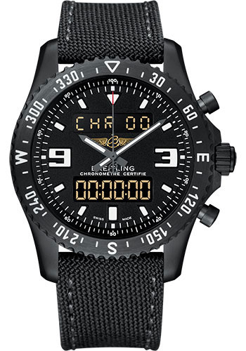Breitling Watches - Chronospace Military - Style No: M78367101B1W1