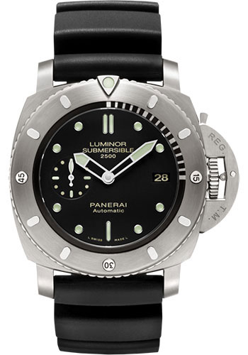 Panerai Watches - Luminor Submersible 1950 2500M 3 Days Automatic - Style No: PAM00364