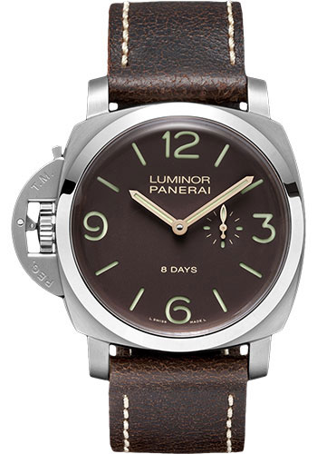 Panerai Watches - Luminor 1950 Left-Handed 8 Days - Style No: PAM00368