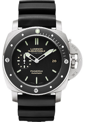 Panerai Watches - Luminor Submersible 1950 Amagnetic 3 Days Automatic - Style No: PAM00389