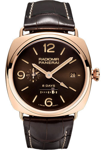 Panerai Watches - Radiomir 8 Days GMT - Style No: PAM00395