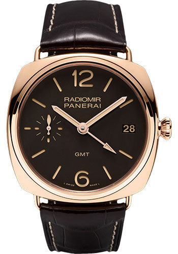 Panerai Watches - Radiomir 3 Days GMT - Style No: PAM00421