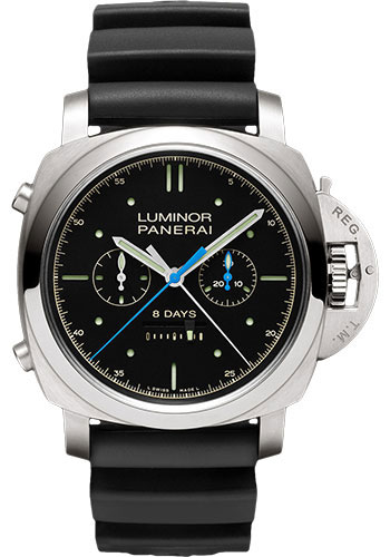 Panerai Watches - Luminor 1950 Rattrapante 8 Days Transat Classique 2012 - Style No: PAM00427