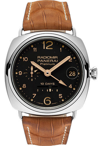 Panerai Watches - Radiomir 10 Days GMT - Style No: PAM00495