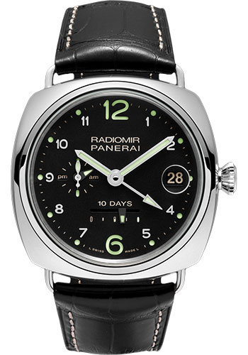 Panerai Watches - Radiomir 10 Days GMT - Style No: PAM00496