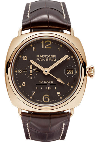 Panerai Watches - Radiomir 10 Days GMT - Style No: PAM00497