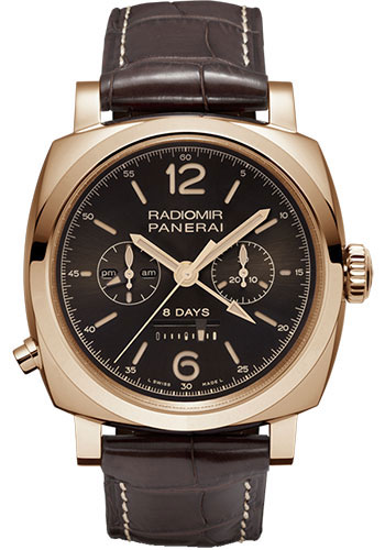 Panerai Watches - Radiomir 1940 Chrono Monopulsante 8 Days GMT - Style No: PAM00502